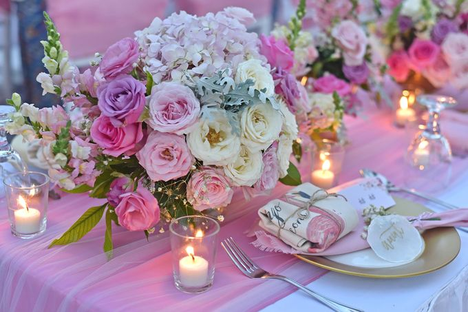 Classic Romantic Pink & Such by magical blossoms - 011