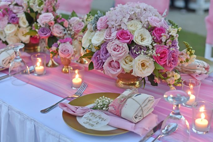 Classic Romantic Pink & Such by magical blossoms - 013