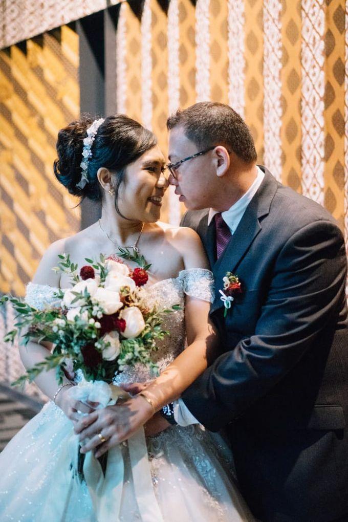 Indonesian Isabella Wedding day by Stephy Ng Makeup and Hair - 001