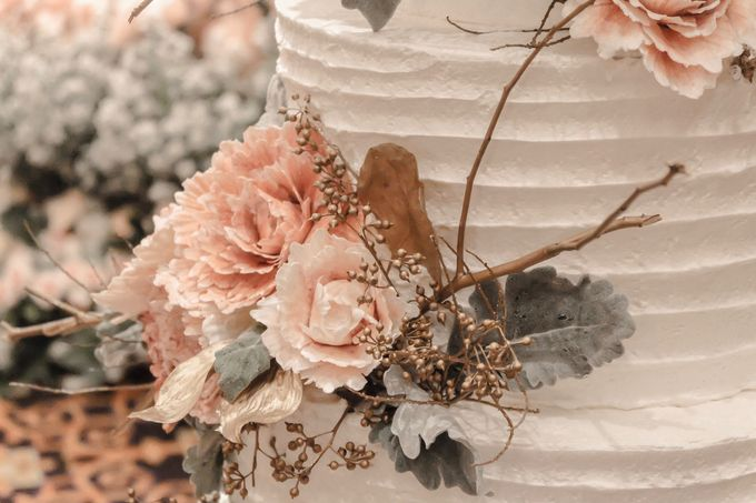 The Wedding of Winson & Jennifer by KAIA Cakes & Co. - 035