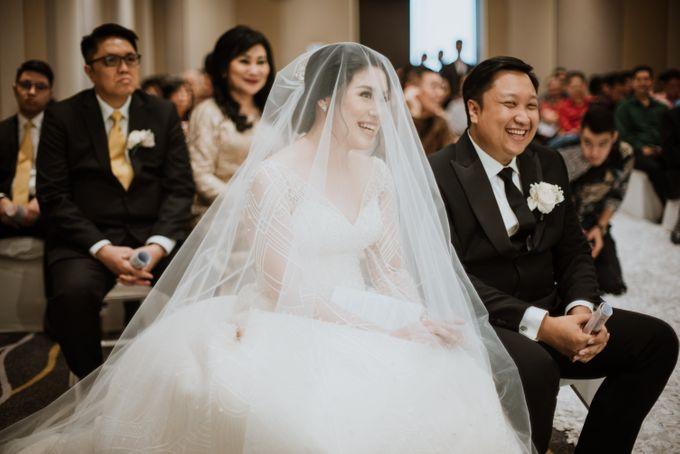 Wedding Of Yuniv & Kathrina by Finest Organizer - 016