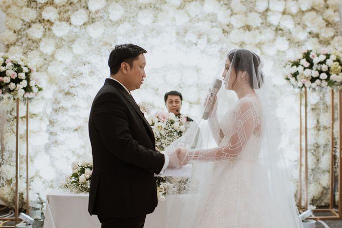 Wedding Of Yuniv & Kathrina by Finest Organizer - 017