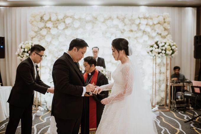 Wedding Of Yuniv & Kathrina by Finest Organizer - 019
