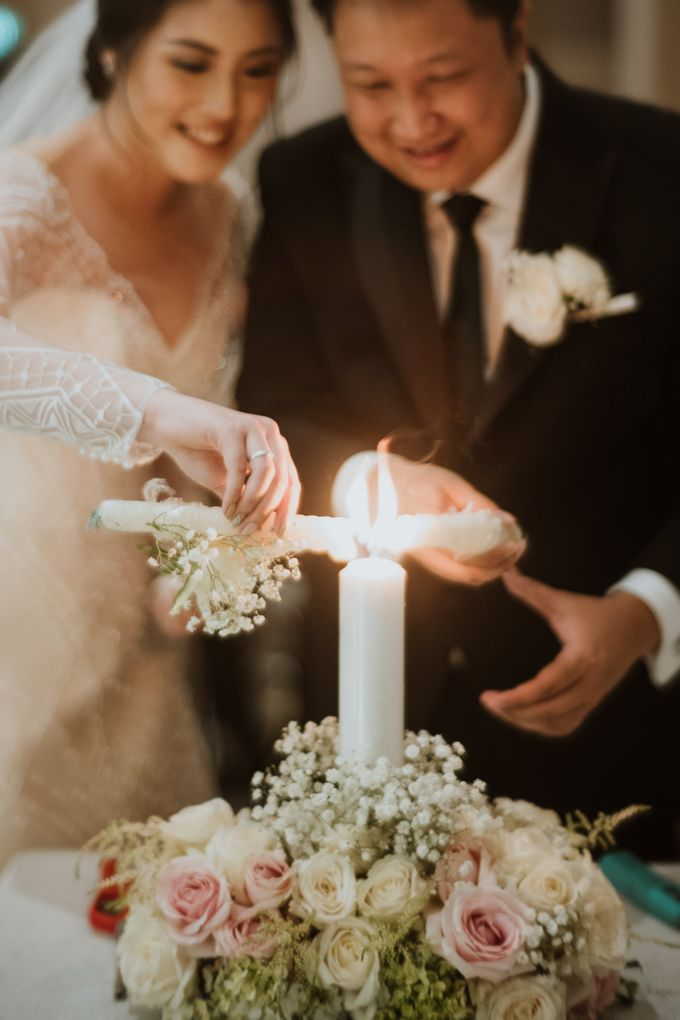 Wedding Of Yuniv & Kathrina by Finest Organizer - 020