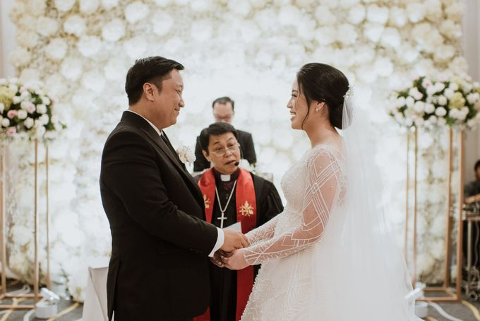 Wedding Of Yuniv & Kathrina by Finest Organizer - 021