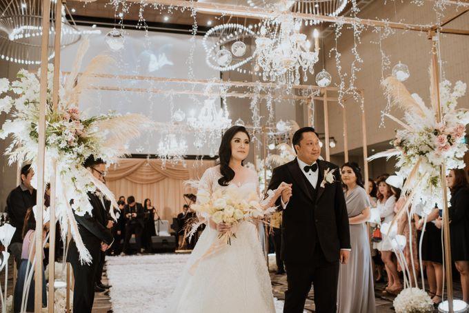 Wedding Of Yuniv & Kathrina by Finest Organizer - 001