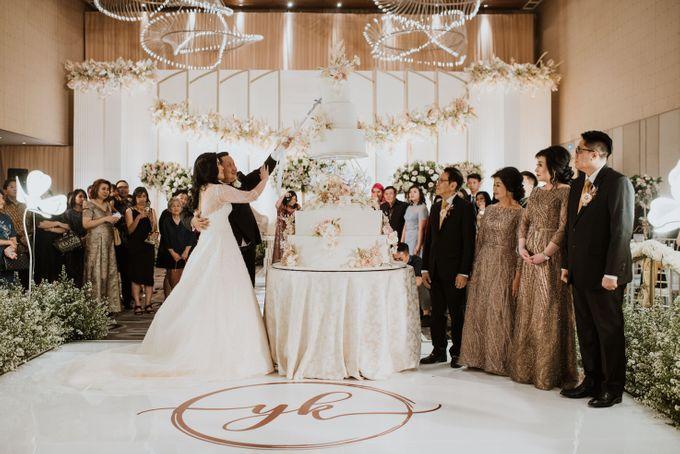 Wedding Of Yuniv & Kathrina by Finest Organizer - 033