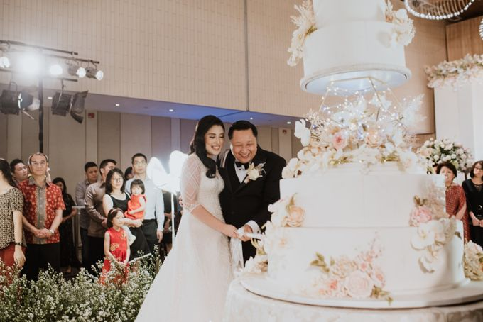 Wedding Of Yuniv & Kathrina by Finest Organizer - 032