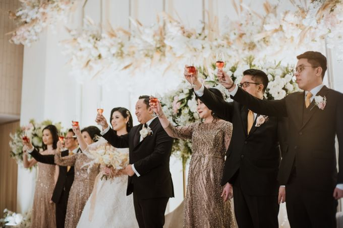 Wedding Of Yuniv & Kathrina by Finest Organizer - 028