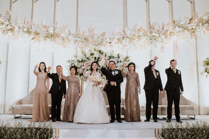 Wedding Of Yuniv & Kathrina by Finest Organizer - 027
