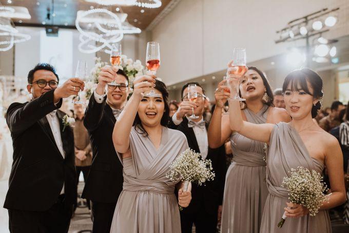 Wedding Of Yuniv & Kathrina by Finest Organizer - 026