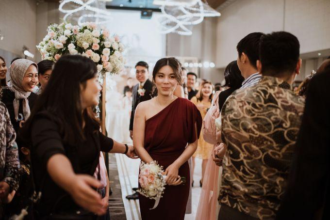 Wedding Of Yuniv & Kathrina by Finest Organizer - 023
