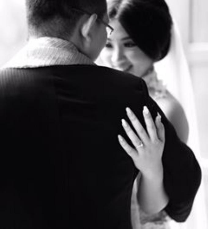 Ms.Lisia & Mr.Nicholas Wedding by Meedjin Couture - 008