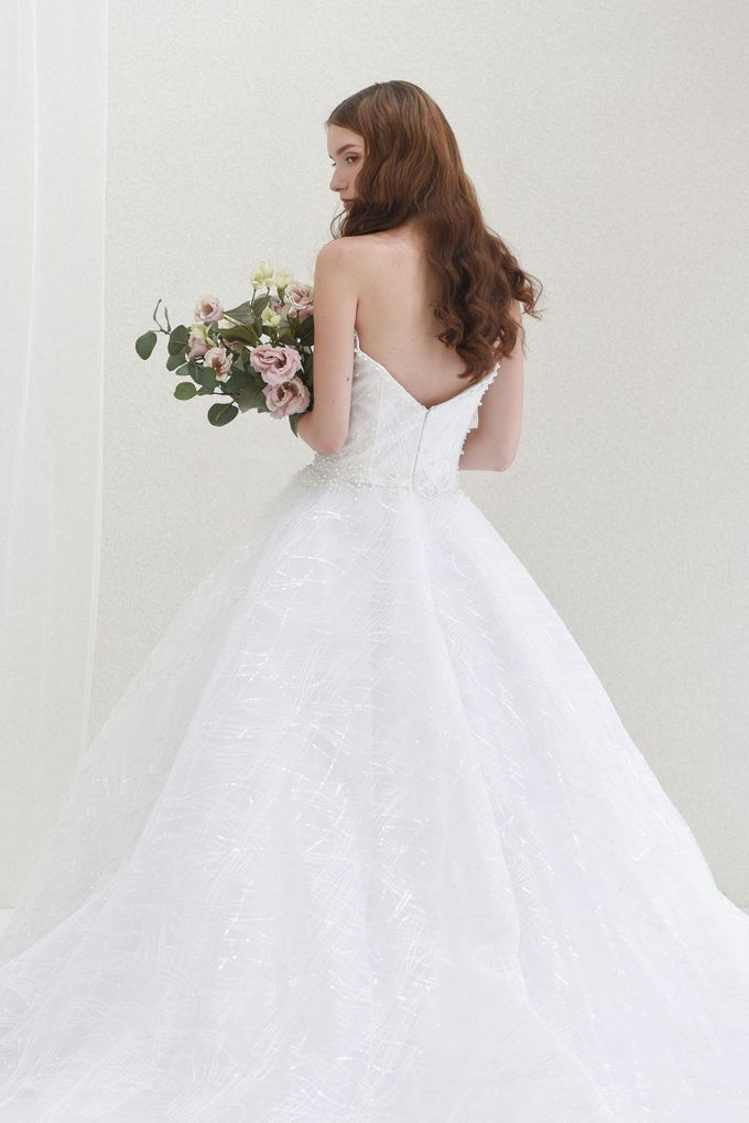 Ilook Wedding gown by iLook ( Makeup & Couture ) - 003