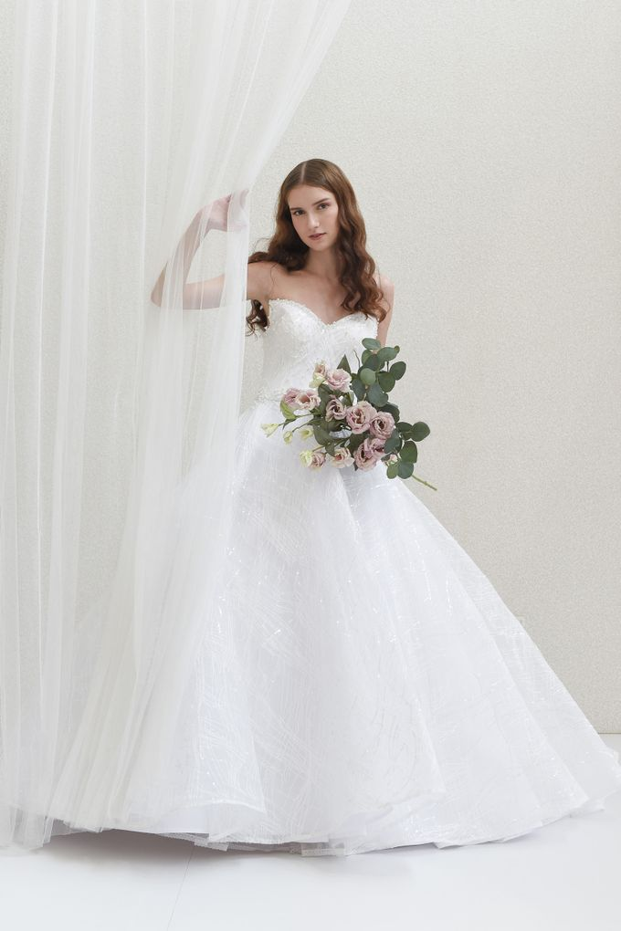 Ilook Wedding gown by iLook ( Makeup & Couture ) - 004