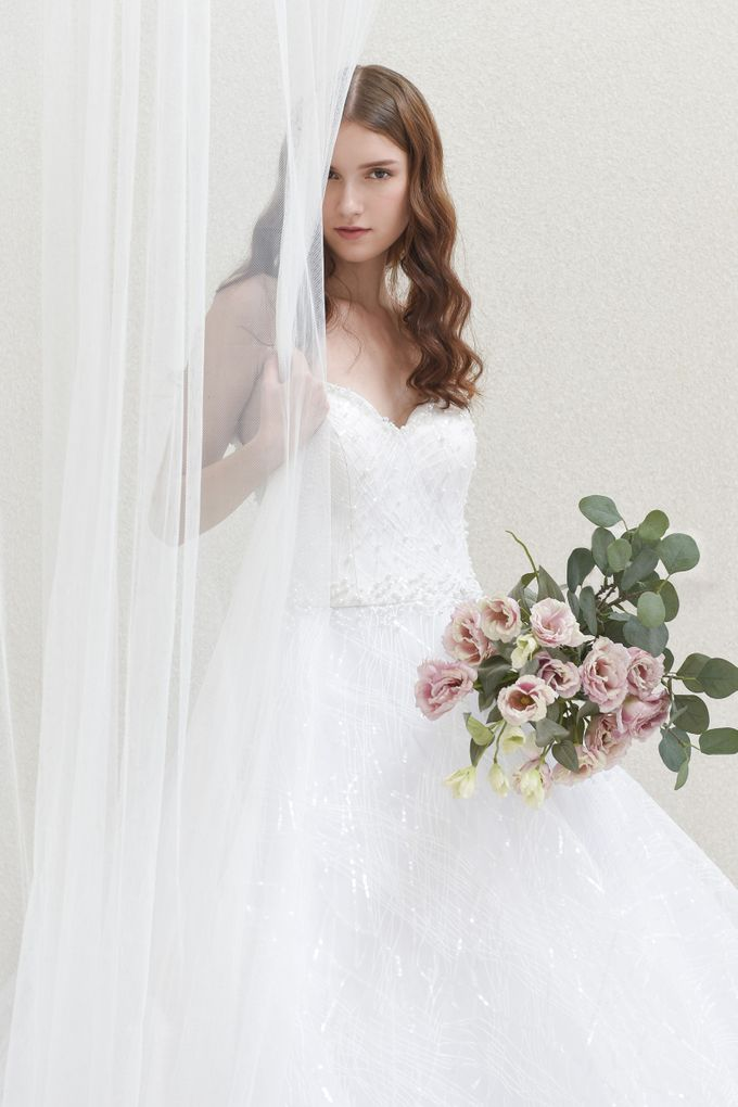 Ilook Wedding gown by iLook ( Makeup & Couture ) - 006