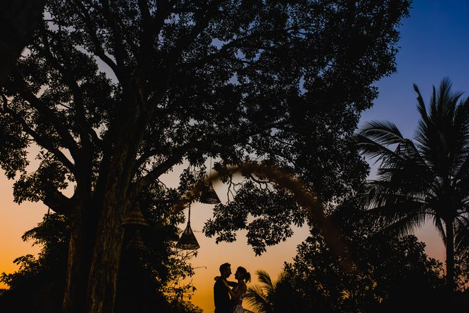Dana and Michael | Koh Samui wedding by Wainwright Weddings - 001
