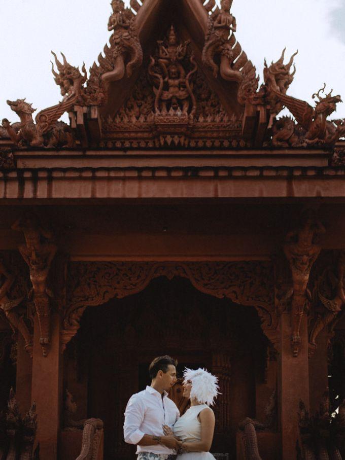 Dana and Michael | Koh Samui wedding by Dreamcatchers Events - 006