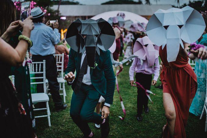 Dana and Michael | Koh Samui wedding by Wainwright Weddings - 015