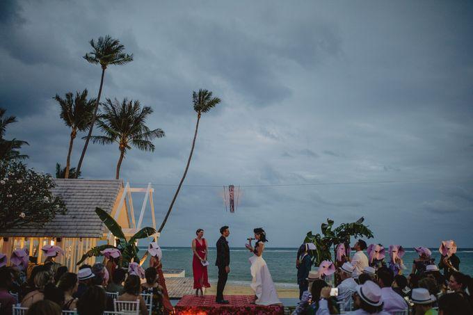 Dana and Michael | Koh Samui wedding by Dreamcatchers Events - 019