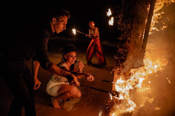 Dana and Michael | Koh Samui wedding by Dreamcatchers Events - 024