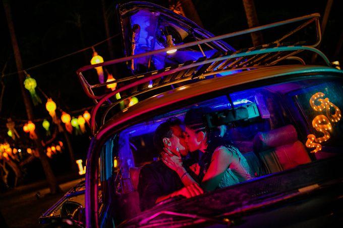 Dana and Michael | Koh Samui wedding by Wainwright Weddings - 030