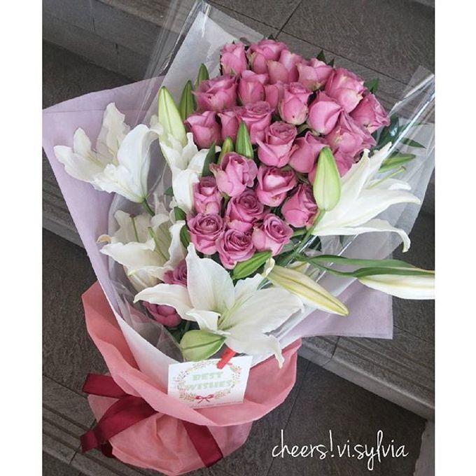 Gift Bouquet  by visylviaflorist - 040