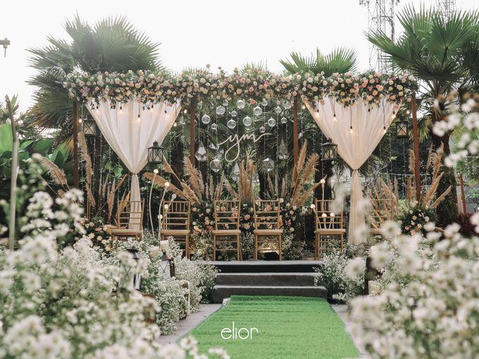 The Wedding Of  Yogi & Monica by Elior Design - 022