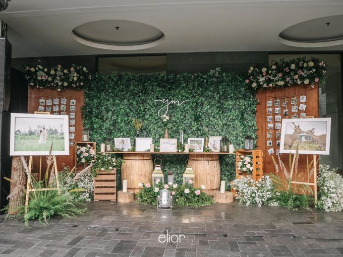 The Wedding Of  Yogi & Monica by Elior Design - 020