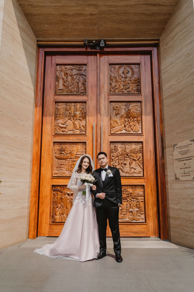 Mitha & Yosa Wedding by iLook ( Makeup & Couture ) - 011