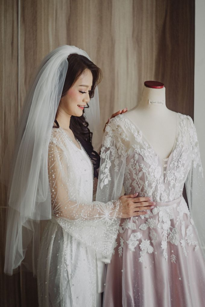 Mitha & Yosa Wedding by iLook ( Makeup & Couture ) - 005