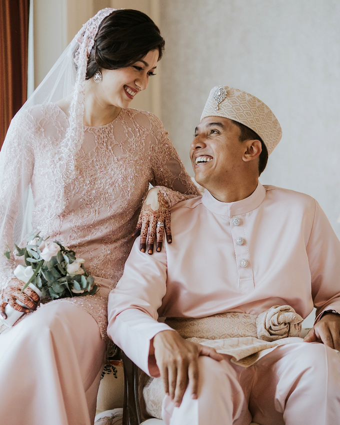 Actual Day Wedding of Yazid and Marisa by Colossal Weddings - 005