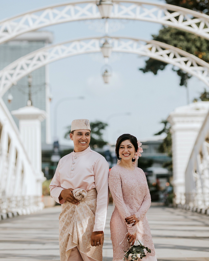 Actual Day Wedding of Yazid and Marisa by Colossal Weddings - 009