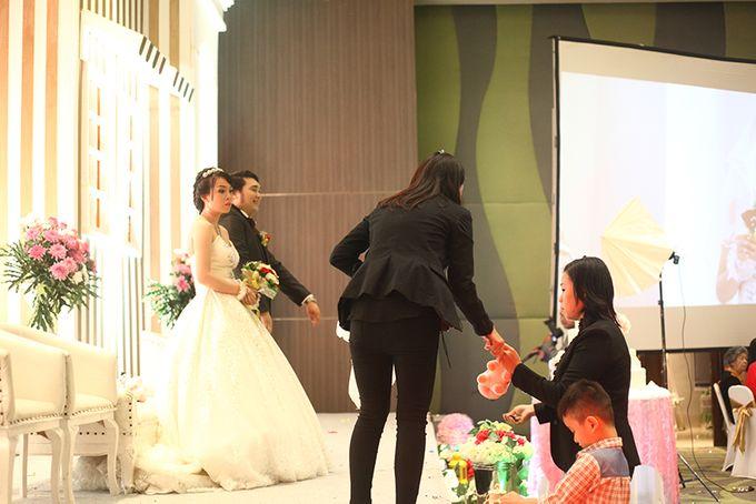Jeffison & Santya Wedding by DESPRO Organizer - 006