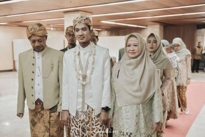 The Wedding of Putri & Lanang by alienco photography - 037