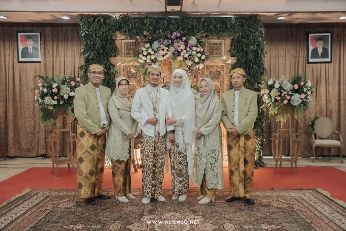 The Wedding of Putri & Lanang by alienco photography - 042