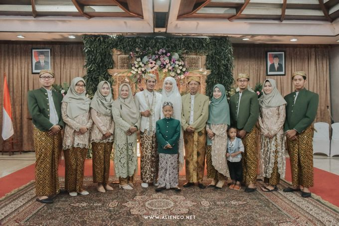 The Wedding of Putri & Lanang by alienco photography - 043
