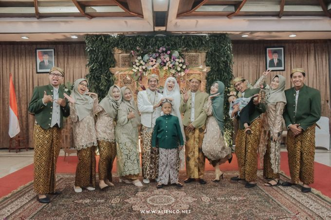 The Wedding of Putri & Lanang by alienco photography - 044