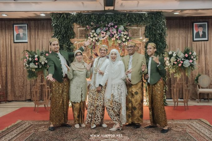 The Wedding of Putri & Lanang by alienco photography - 045