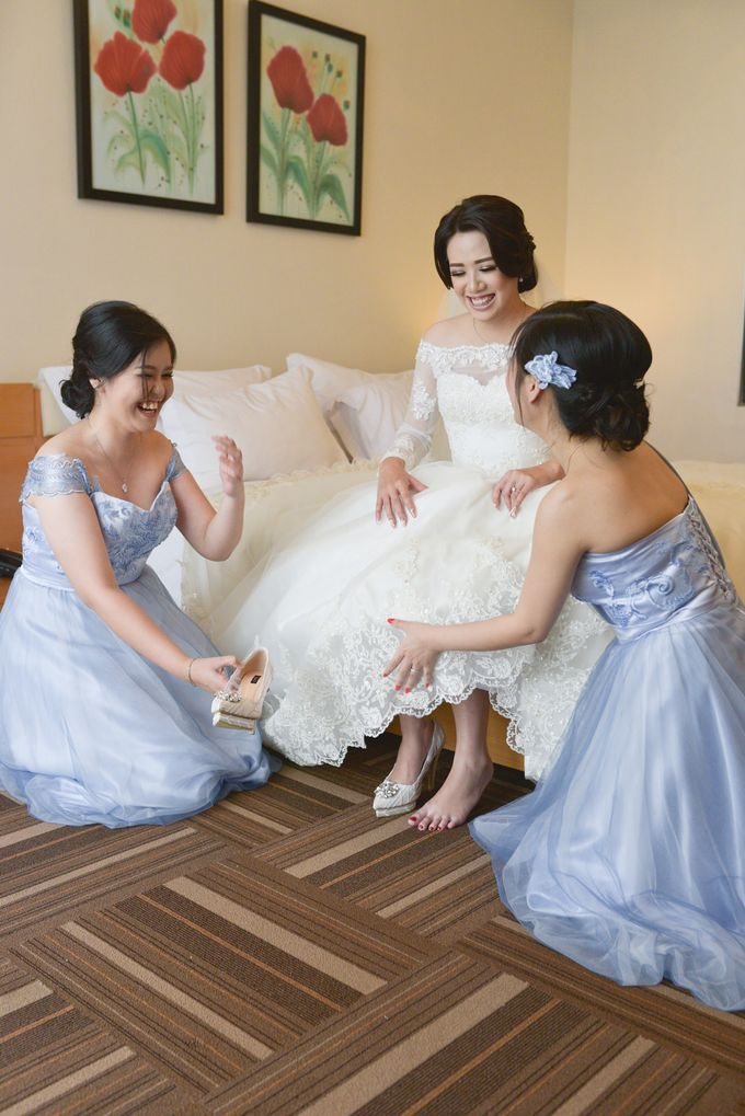 Wedding Jakarta Yogie Marita by Rosemerry Pictures - 010