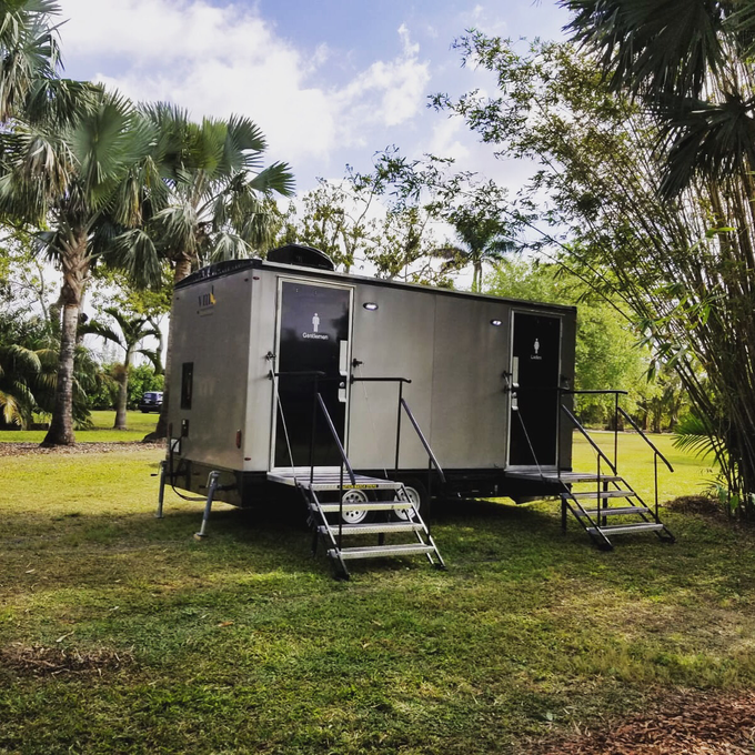 Contact us for a quote! by YML Portable Restrooms - 001