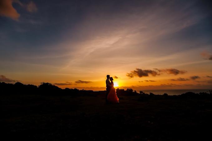 Romantic sunset in bali by Yn.baliphotography - 043