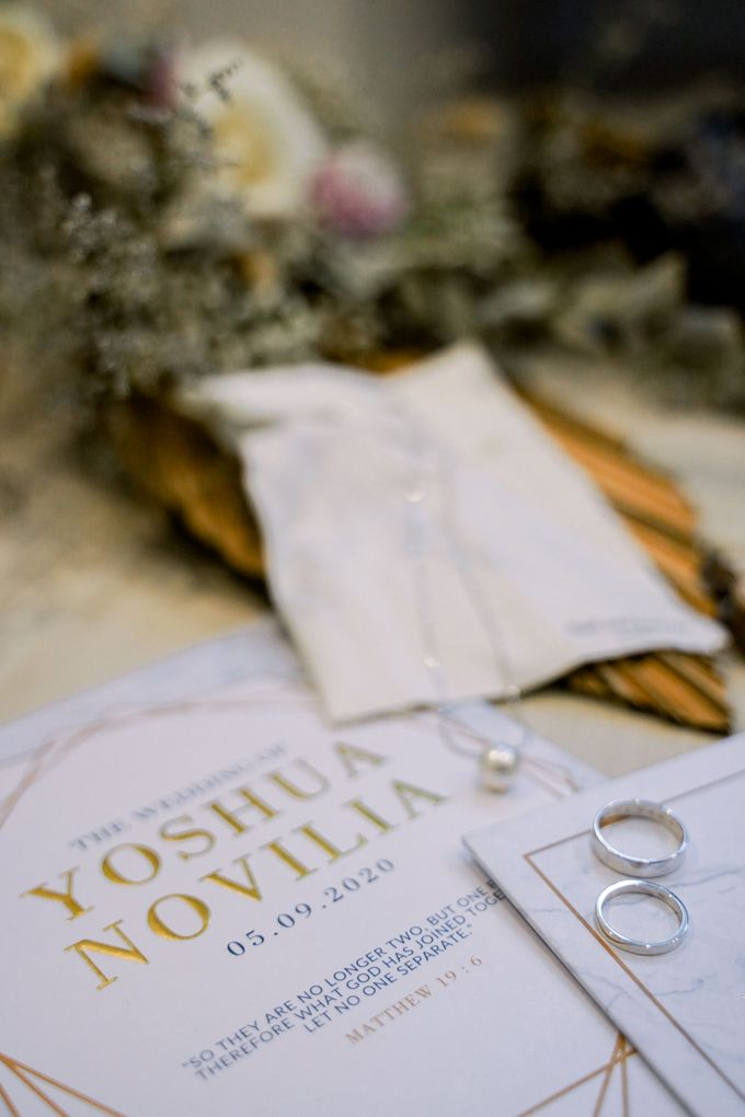Yoshua & Novilia Wedding Day by Filia Pictures - 043