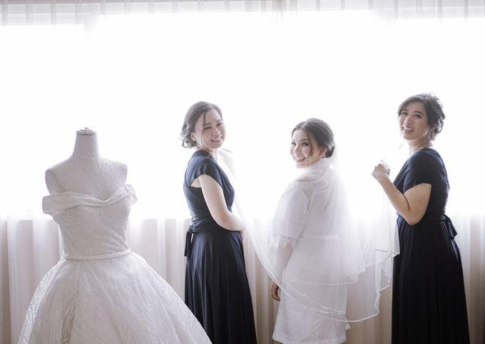 Yoshua & Novilia Wedding Day by Filia Pictures - 005