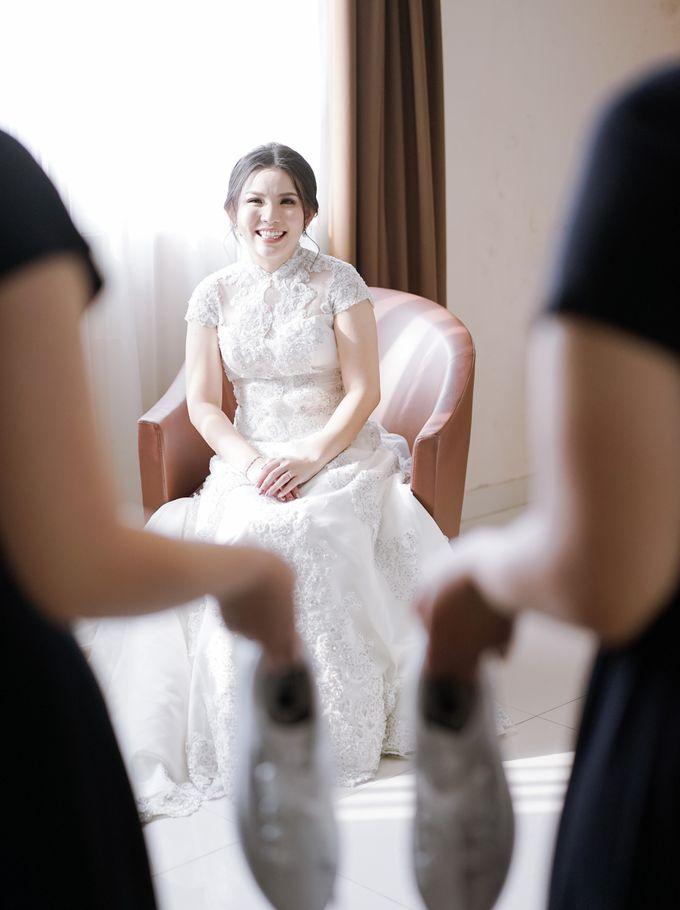 Yoshua & Novilia Wedding Day by Filia Pictures - 006