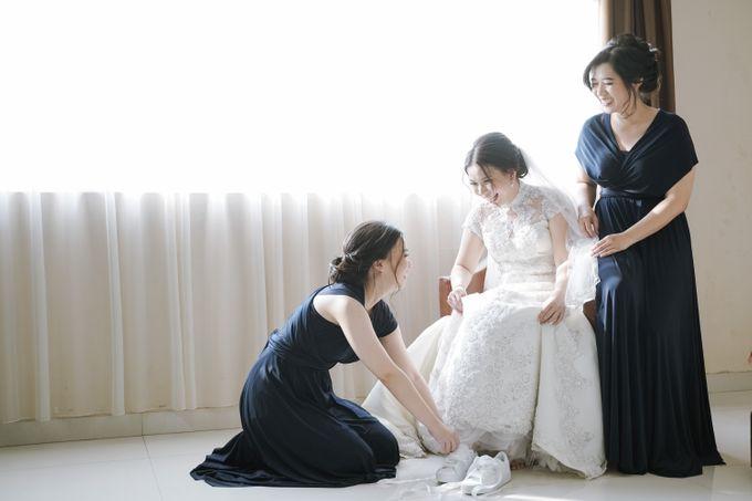 Yoshua & Novilia Wedding Day by Filia Pictures - 007