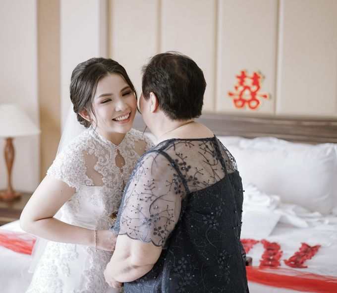 Yoshua & Novilia Wedding Day by Filia Pictures - 008