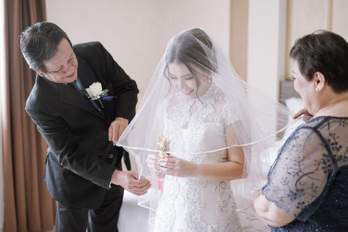 Yoshua & Novilia Wedding Day by Filia Pictures - 009