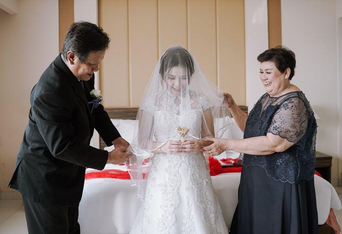 Yoshua & Novilia Wedding Day by Filia Pictures - 010