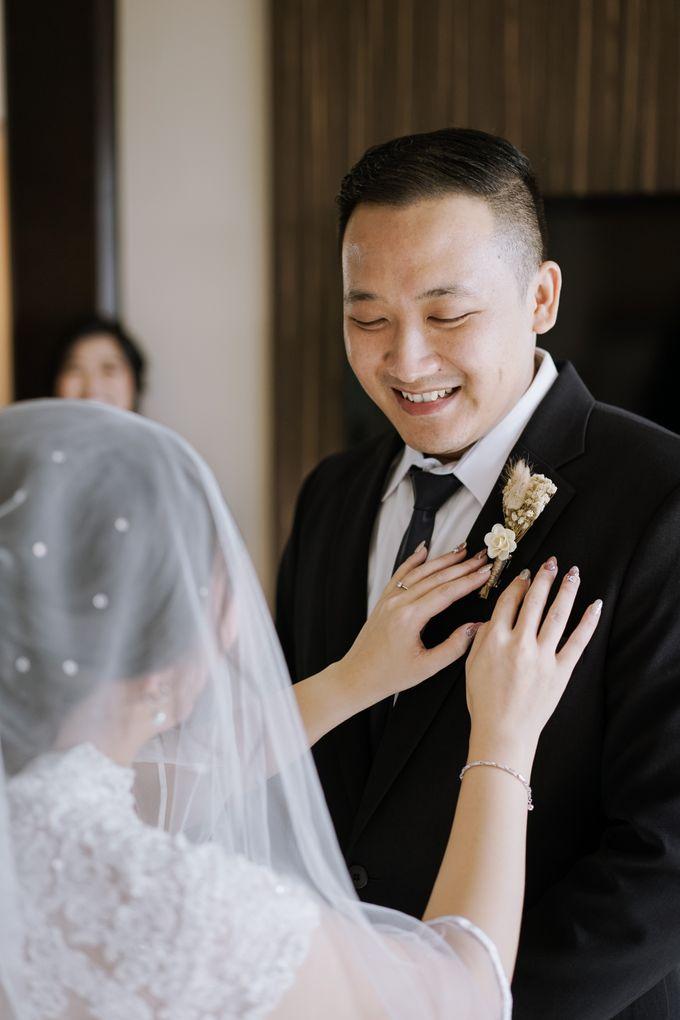 Yoshua & Novilia Wedding Day by Filia Pictures - 015